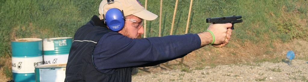 Formazione sulla sicurezza nell'uso delle armi